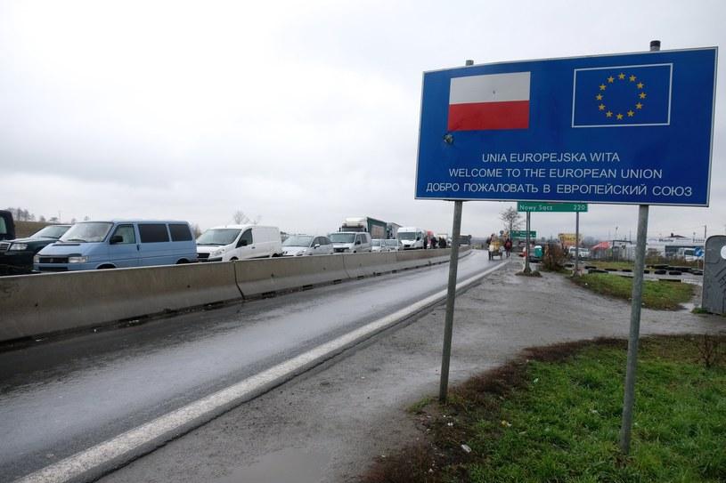 Przejście graniczne w Medyce; (Zdj. ilustracyjne) /Łukasz Solski /East News