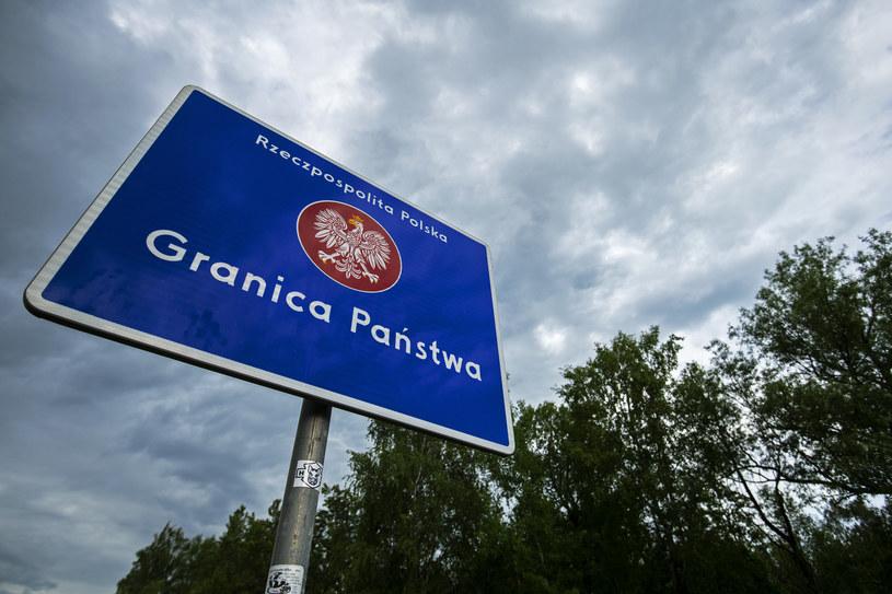 Przejście graniczne /Agencja Wschód /Agencja FORUM