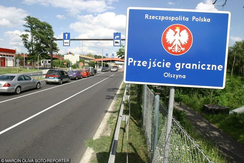 Przejście na granicy polsko-niemieckiej /MARCIN OLIVA SOTO /Reporter