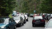 Przejście w Łysej Polanie zablokowane