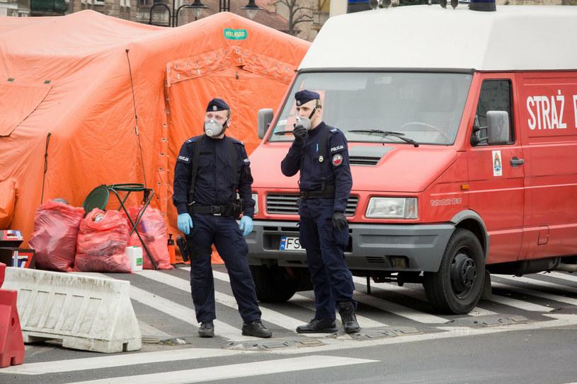 Przejście w Słubicach po przywróceniu kontroli na granicy polsko-niemieckiej wiosną ubiegłego roku