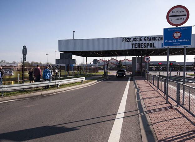 Przejście w Terespolu /MICHAL KOSC/REPORTER /East News