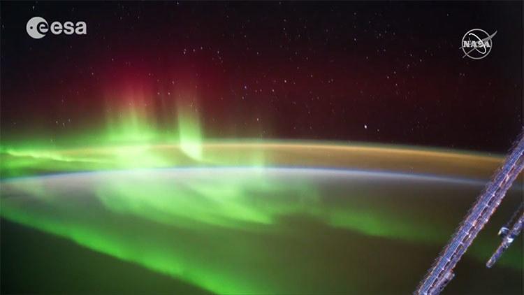 Przekaz kanału NASA TV HD /SatKurier
