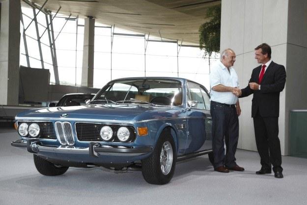 Przekazanie odnowionego BMW klientowi w BMW Welt /INTERIA.PL