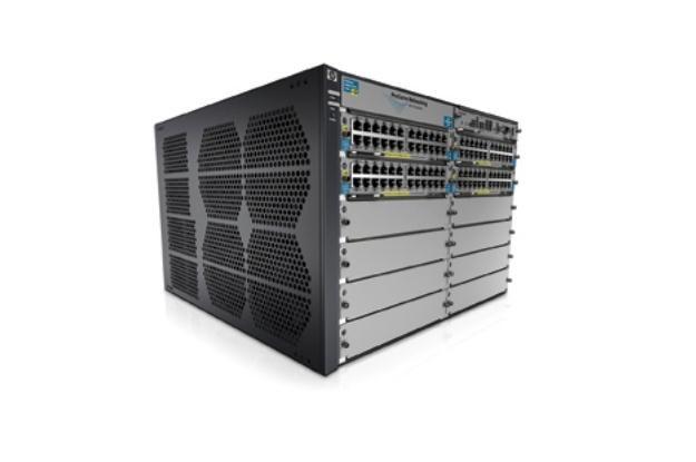 Przełącznik ProCurve 5400 produkcji HP /materiały prasowe