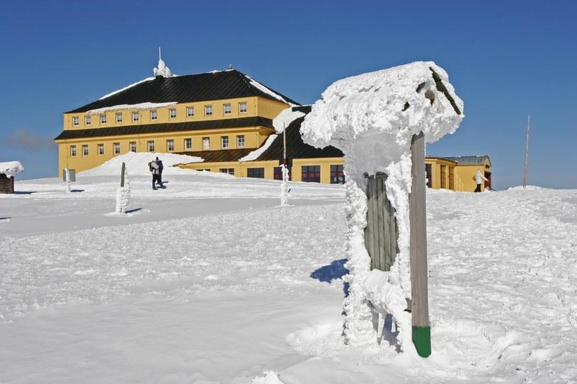 Przełęcz pod Śnieżką (arch.) /Rafał Jabłoński  /Reporter