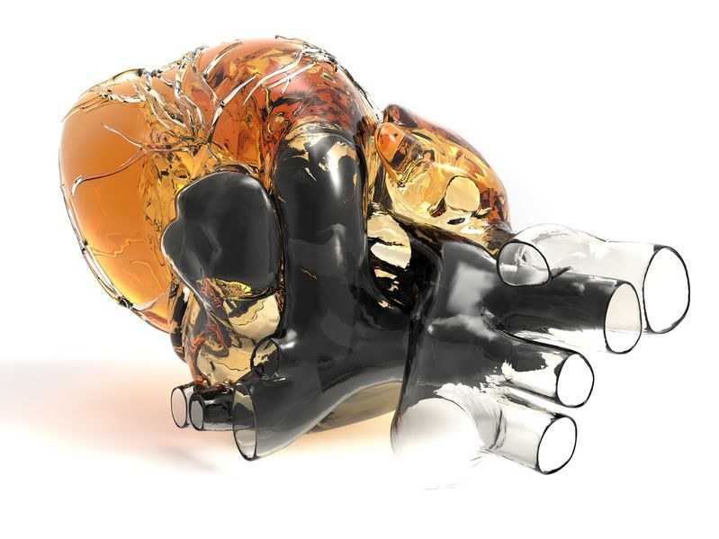Przełom blisko - nie będzie już brakować sztucznych serc dla pacjentów /123RF/PICSEL