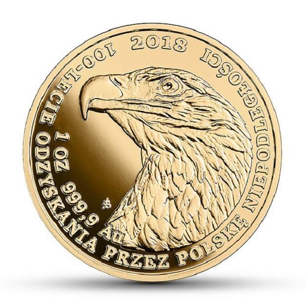 Przełomowa emisja złotych monet w NBP /NBP