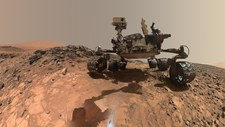 Przełomowe odkrycie. W skałach na Marsie znaleziono materię organiczną