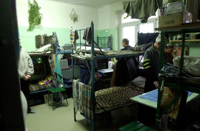 Przeludnione więzienie w Białymstoku /East News