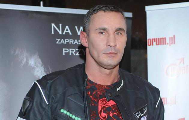 Przemek Saleta, fot. Andrzej Szilagyi  /MWMedia