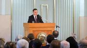 Przemówienie Andrzeja Dudy w Norweskim Instytucie Noblowskim