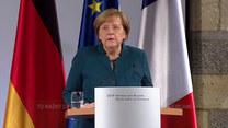Przemówienie Angeli Merkel w Akwizgranie