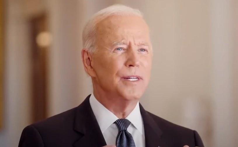 Przemówienie Joe Bidena w 20. rocznicę zamachu na WTC /Twitter/President Biden /Twitter
