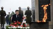 Przemówienie prezydenta podczas uroczystej odprawy wart przed Grobem Nieznanego Żołnierza