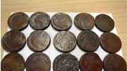 Przemycał monety z XVIII wieku. Kopiejki ukrył w podłodze auta