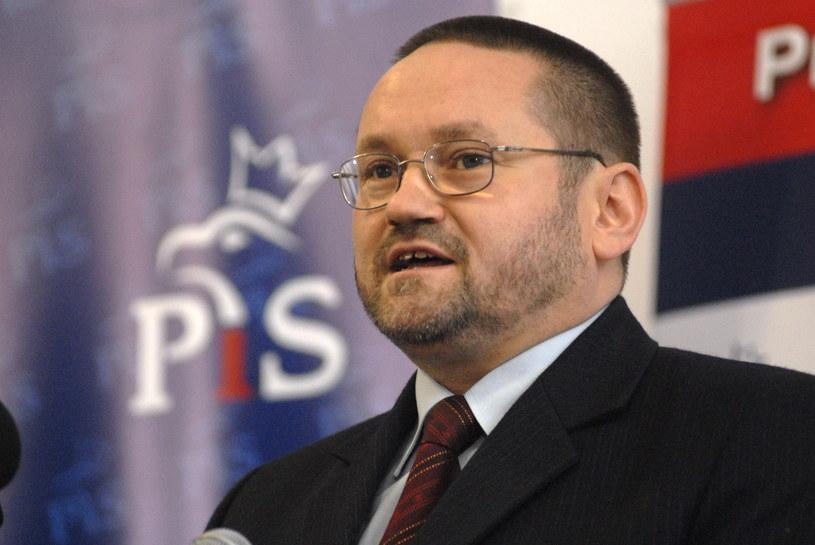 Przemysław Alexandrowicz, zdjęcie wykonane w 2007 roku /Marek Lapis /Agencja FORUM