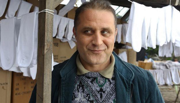 """Przemysław Bluszcz w filmie """"Być jak Kazimierz Deyna"""" /materiały prasowe"""