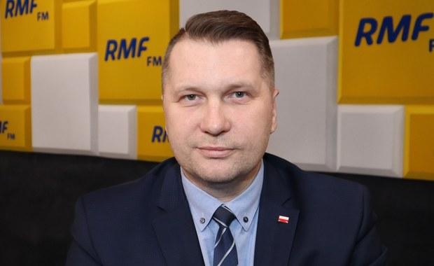 Przemysław Czarnek gościem Krzysztofa Ziemca w RMF FM