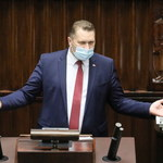 """Przemysław Czarnek kpi z gróźb opozycji. """"Już się bałem, że nie zauważają mojej pracy"""""""