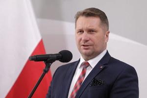 Przemysław Czarnek podsumował pierwszy rok pracy w Ministerstwie Edukacji i Nauki: Porażek nie widzę