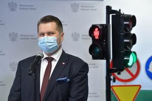 Przemysław Czarnek: Proszę nie stresować uczniów przed powrotem do szkół