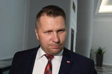 Przemysław Czarnek: W sobotę nie miałem objawów koronawirusa