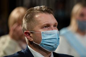 Przemysław Czarnek zakażony koronawirusem. Nowe ustalenia Interii