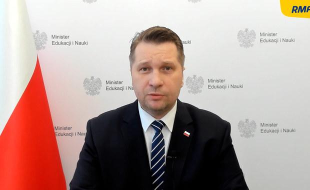 Przemysław Czarnek: Zakładamy, że już od 19 kwietnia będzie możliwy powrót do przedszkoli