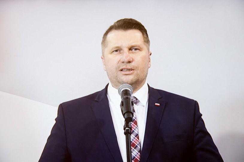 Przemysław Czarnek; zdj. ilustracyjne /Wojciech Strozyk/REPORTER /Reporter