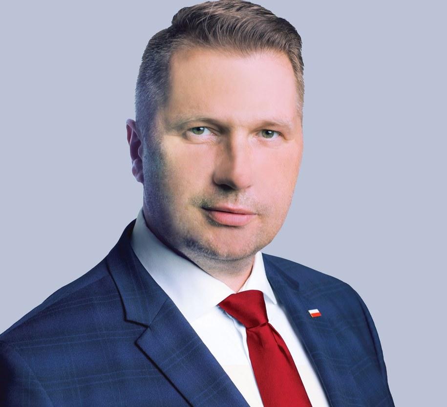 Przemysław Czarnek /czarnek.pl /Materiały prasowe
