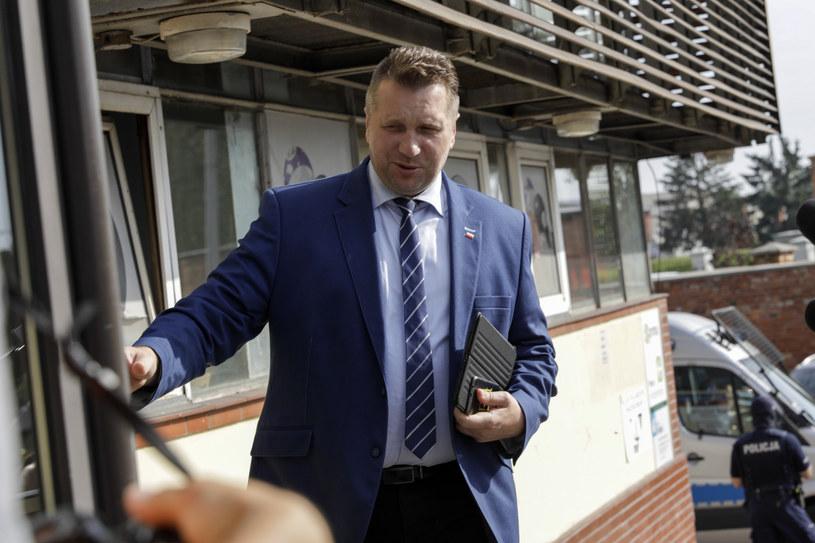 Przemysław Czarnek /Grzegorz Banaszak/REPORTER /Reporter