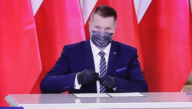 Przemysław Czarnek /Paweł Supernak /PAP