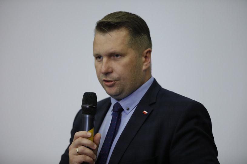 Przemysław Czarnek /Bartłomiej Wójtowicz /Reporter