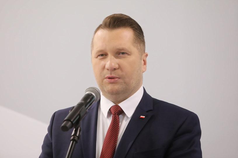 Przemysław Czarnek /Wojciech Olkuśnik /PAP