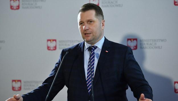Przemysław Czarnek / Radek Pietruszka   /PAP