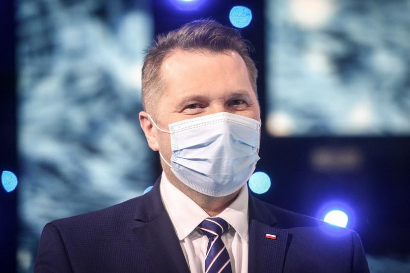 Przemysław Czarnek /Zbyszek Kaczmarek /Reporter