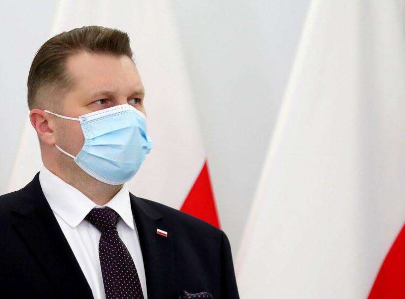 Przemysław Czarnek /Piotr Molecki /East News