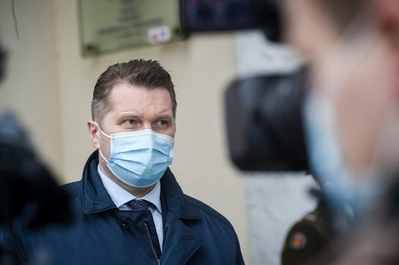 Przemysław Czarnek /Mieczysław Włodarski/Reporter /East News