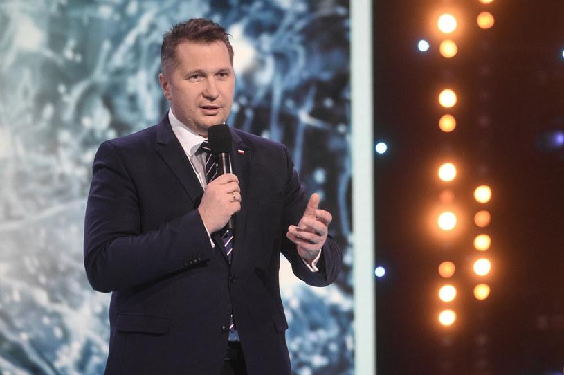 Przemysław Czarnek /Zbyszek Kaczmarek/REPORTER /East News