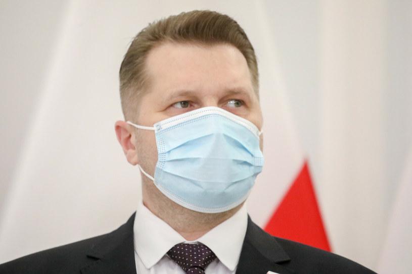 Przemysław Czarnek /Andrzej Iwańczuk /East News