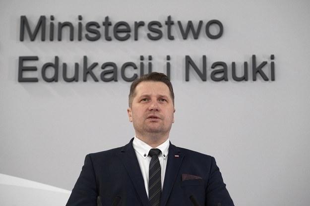 Przemysław Czarnek /Mateusz Marek /PAP