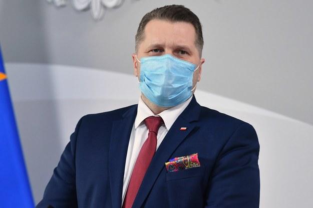 Przemysław Czarnek /Piotr Nowak /PAP