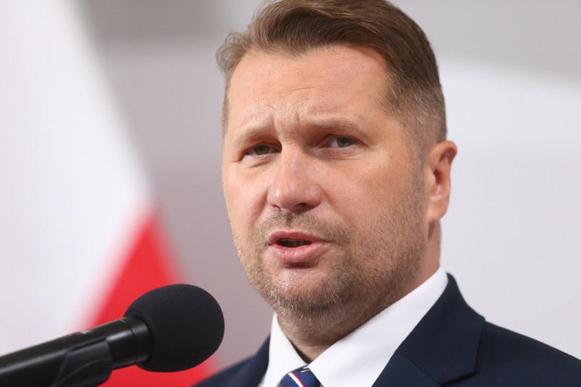 Przemysław Czarnek /Tomasz Jastrzębowski /Reporter