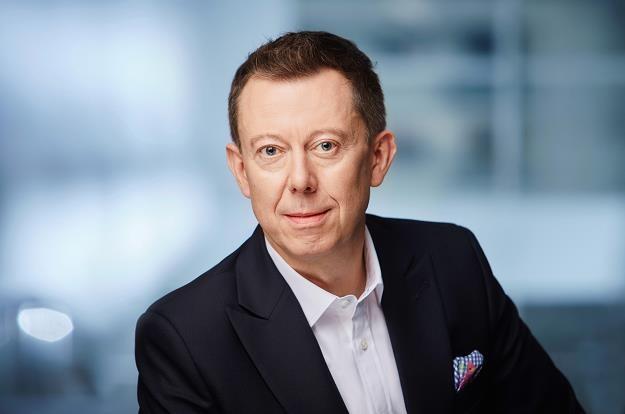 Przemysław Gdański, wiceprezes BGŻ BNP Paribas /Informacja prasowa