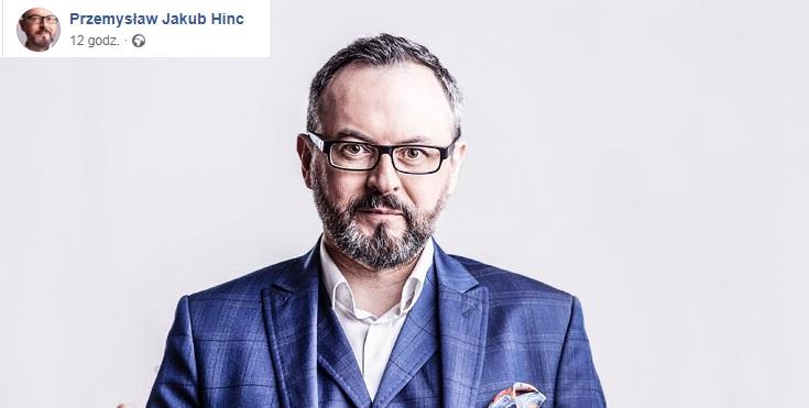 Przemysław Jakub Hinc /facebook.com