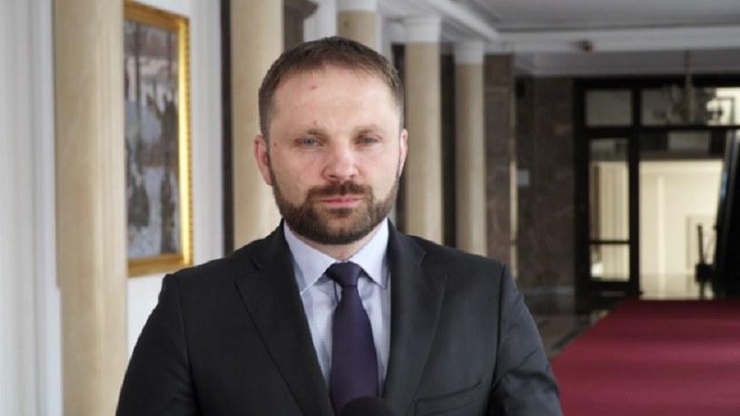 Przemysław Koch, pełnomocnik ministra finansów ds. informatyzacji /Newseria Biznes