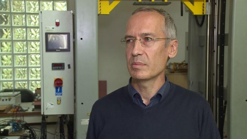 Przemysław Kołakowski, prezes zarządu Adaptronica /Newseria Innowacje