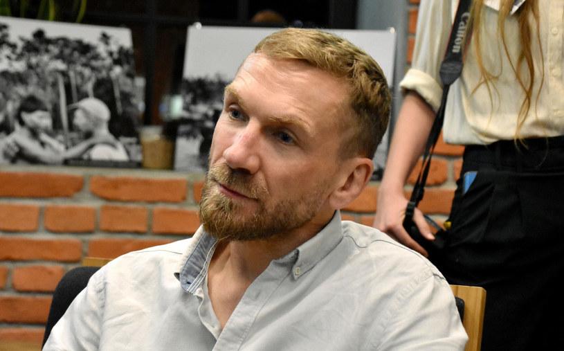 Przemysław Kossakowski i Martyna Wojciechowska rozstali się kilka miesięcy po ślubie /Albin Marciniak/East News /East News