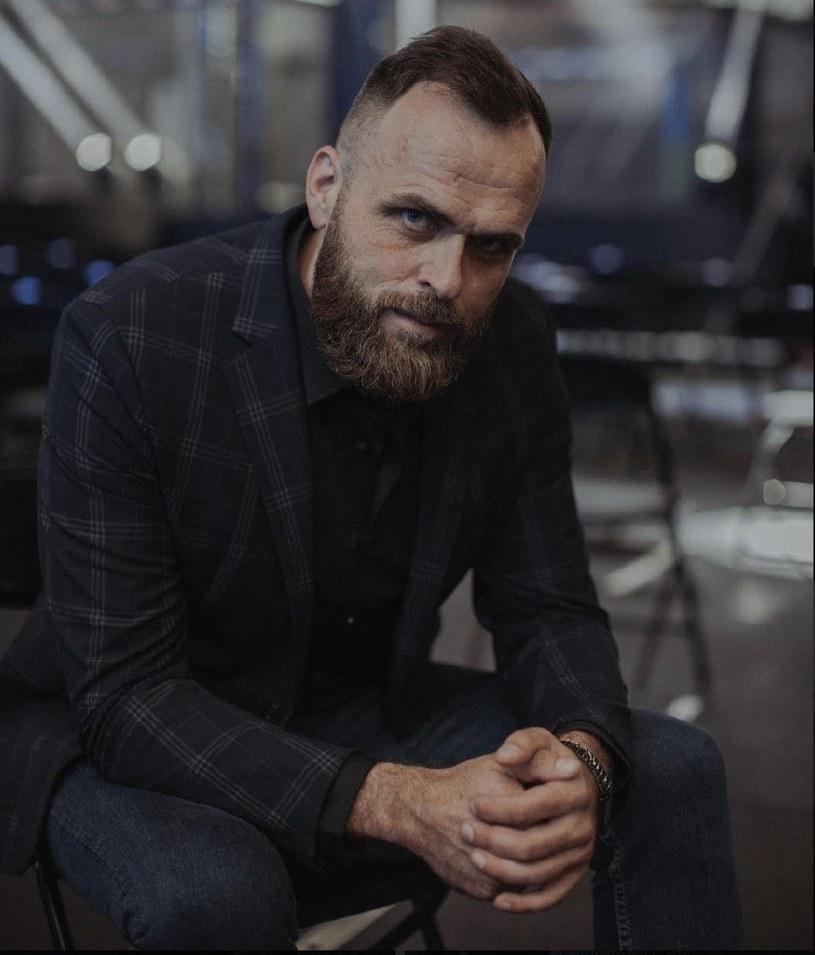 Przemysław Krok (na zdjęciu) w obszernym wywiadzie dla Interii opowiada, w jakich okolicznościach postanowił wejść w boks zawodowy /Archiwum prywatne /